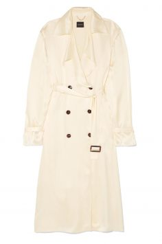 Click to Buy Magda Butrym Trench Coat