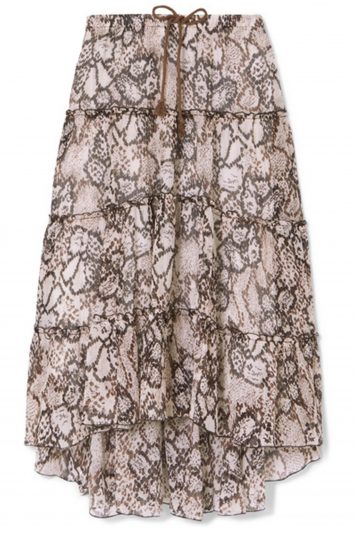 Click to Buy See By Chloé Printed Skirt