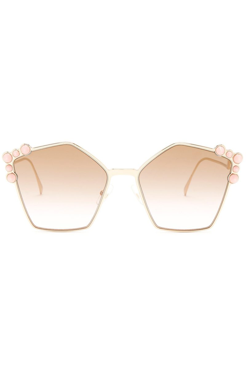 Click to Buy Fendi-Cat-Eye-Sunglasses