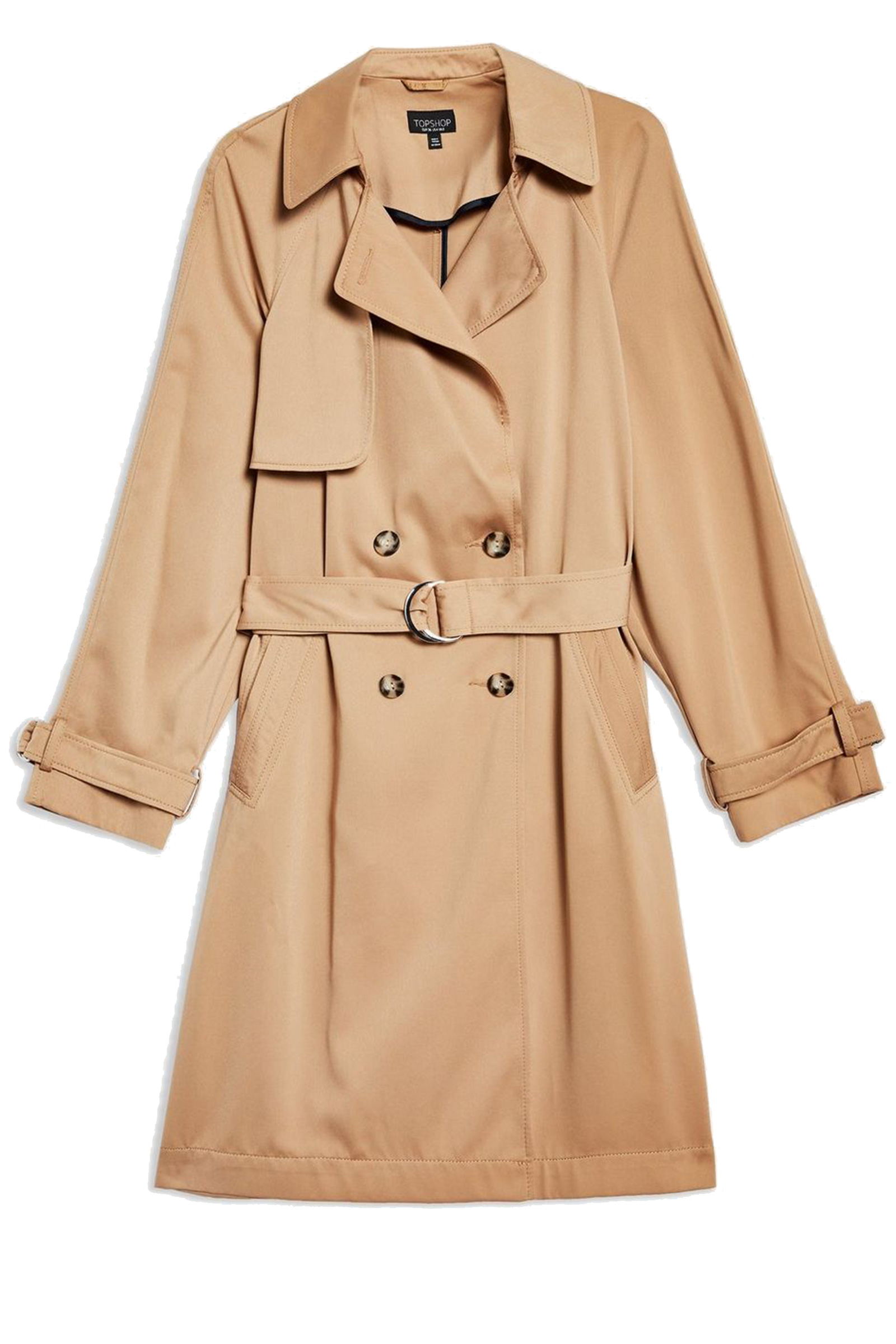 click to buy topshop trench coat