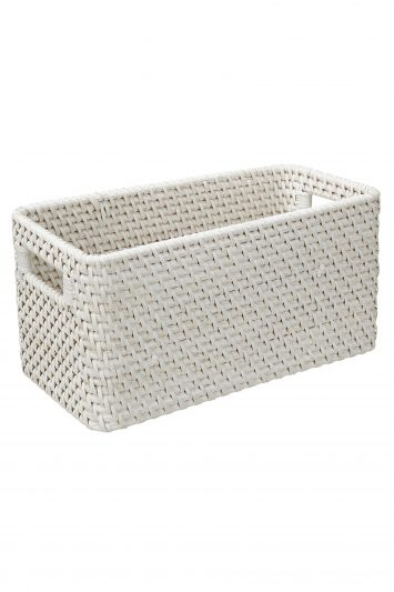 Click to Buy Croft Collection Rattan-Storage-Box