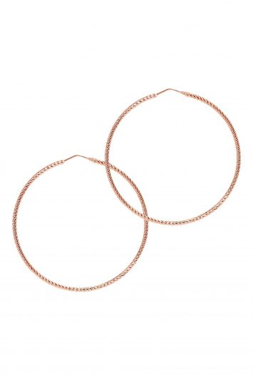 Click to Buy The Hoop Station Earrings