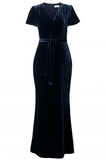 Click to Buy Gant-Velvet-Dress