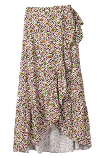 Click to Buy Boden Printed Skirt