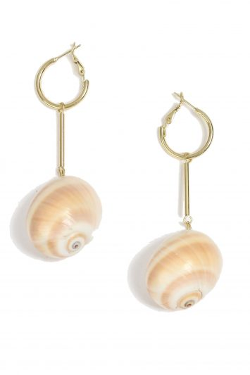 Click to Buy Topshop Shell Earrings