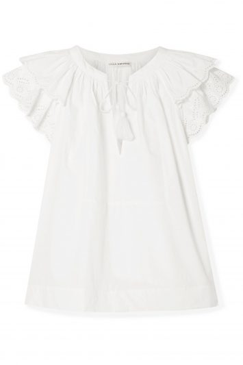 Ulla-Johnson-Broderie-Anglaise-Top