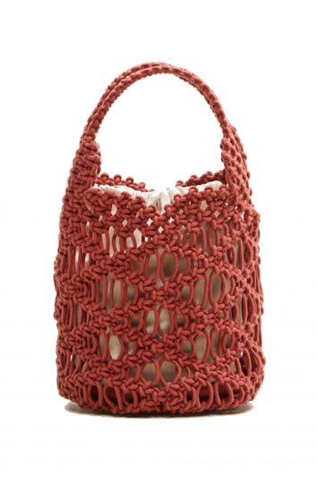 Click to Buy Mango Crochet Bag