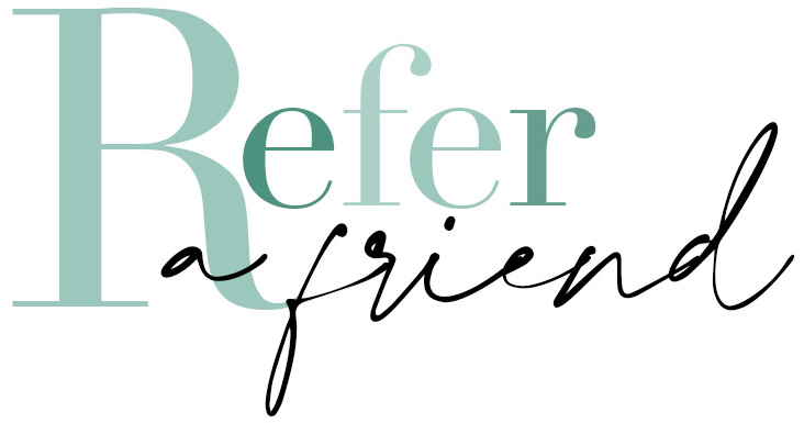 Refer a friend Logo