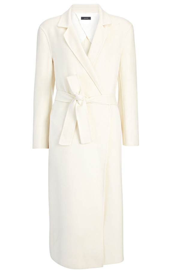 Click to buy Joseph Cashmere Kido Coat online