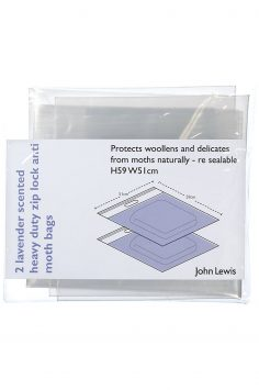 Click to Buy John Lewis Anti Moth Bags