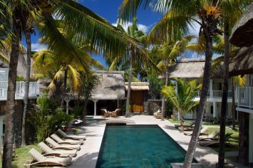 Image of Constance Prince Maurice Hotel pool