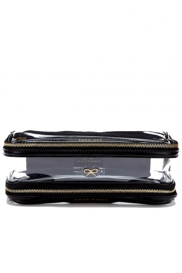 Click to buy Anya Hindmarch travel cosmetics bag