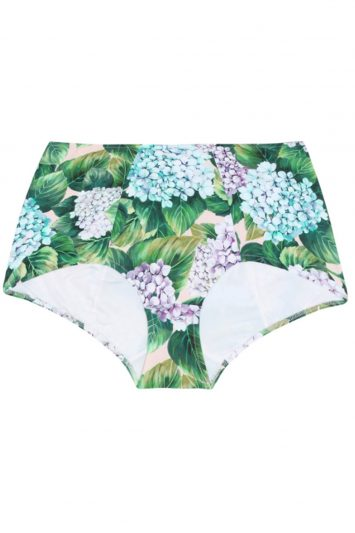 Click to buy Dolce & Gabbana printed bikini bottoms