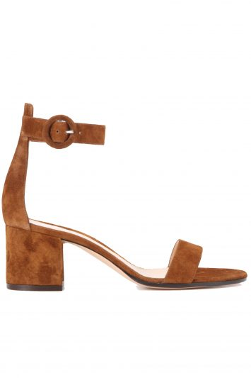 Click to buy Gianvito Rossi suede heels