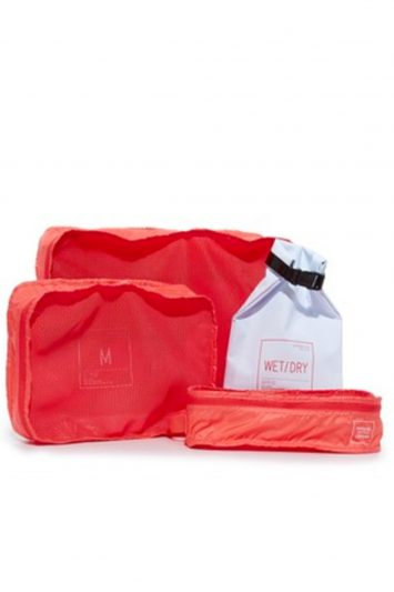 Click to buy Herschel Supply Co. travel pouches