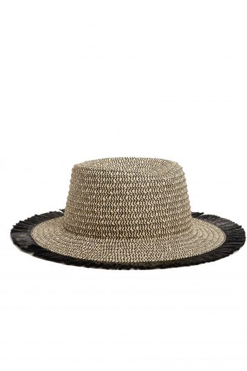 Click to buy Mango straw hat