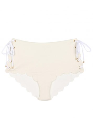 Click to buy Marysia Swim white bikini top