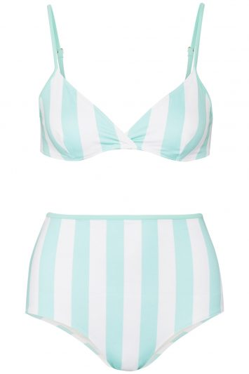 Click to buy Solid & Striped bikini