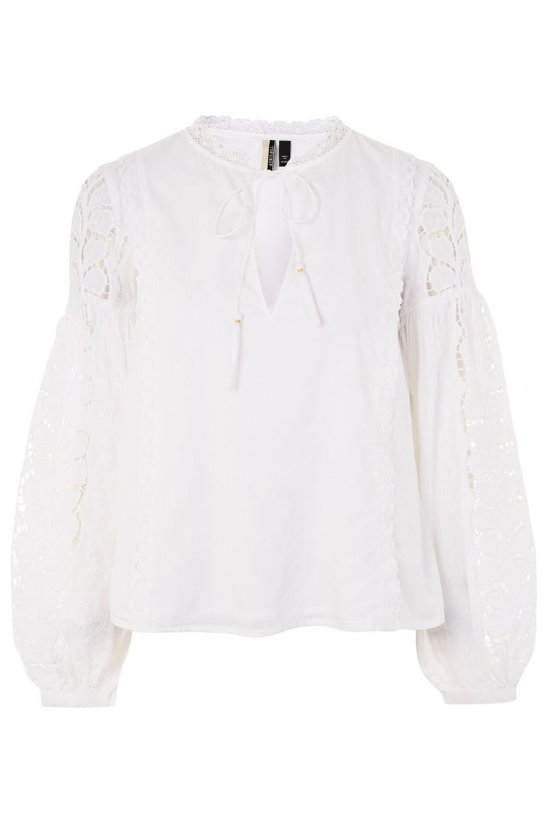 Click to buy Topshop blouse