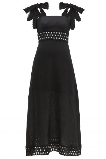 Zimmermann-Black-Dress