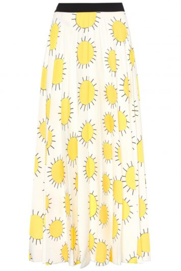 Click to buy Christopher Kane Printed skirt online