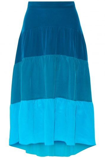 Click to buy Peter Pilotto Tiered skirt online
