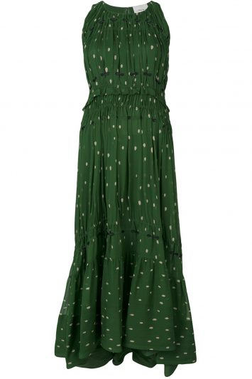 Click to buy Phillip Lim Printed gown online
