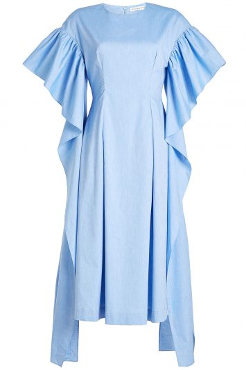 Click to buy Rejina Pyo blue cotton dress