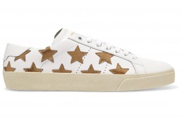 Click to buy Saint Laurent trainers