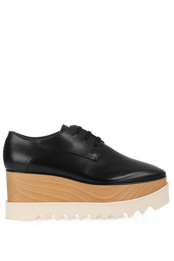 Click to buy Stella McCartney flatforms