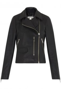 Click to buy Whistles Leather Biker online