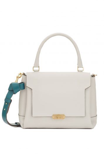 Click to buy Anya Hindmarch Circle Satchel online