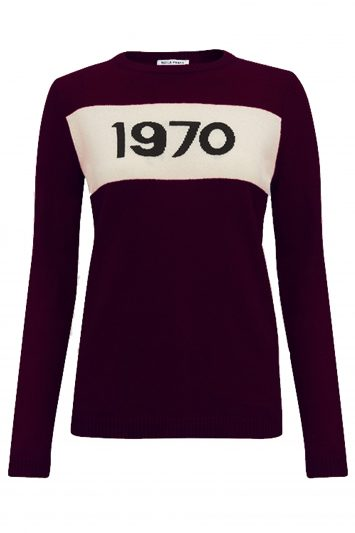 Click to buy Bella Freud 1970 jumper