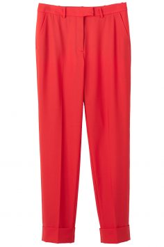 Click to buy Cefinn red trousers