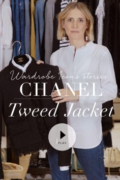 Chanel Vid: Tweed Jacket