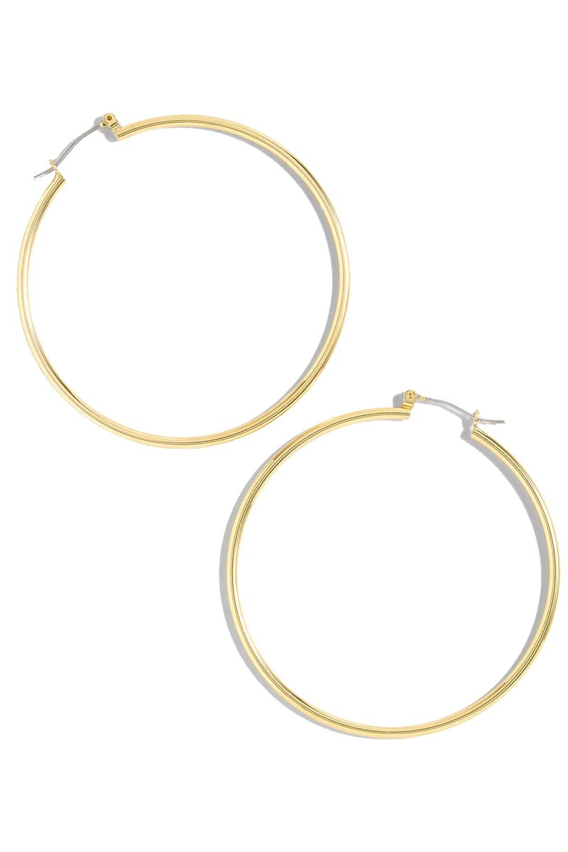 Click to buy J. Crew hoops
