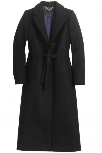 Click to buy J. Crew wool coat