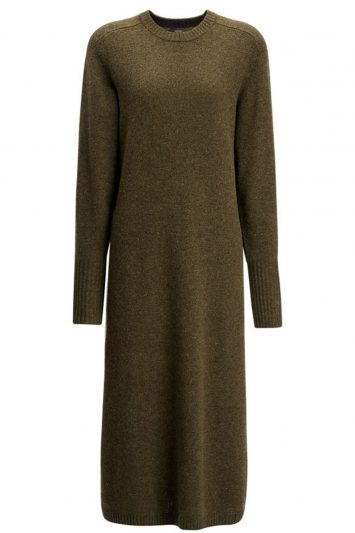 Joseph Wool Knit Jo Dress