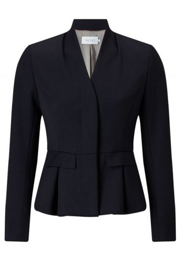 Click to buy The Fold Peplum Jacket online