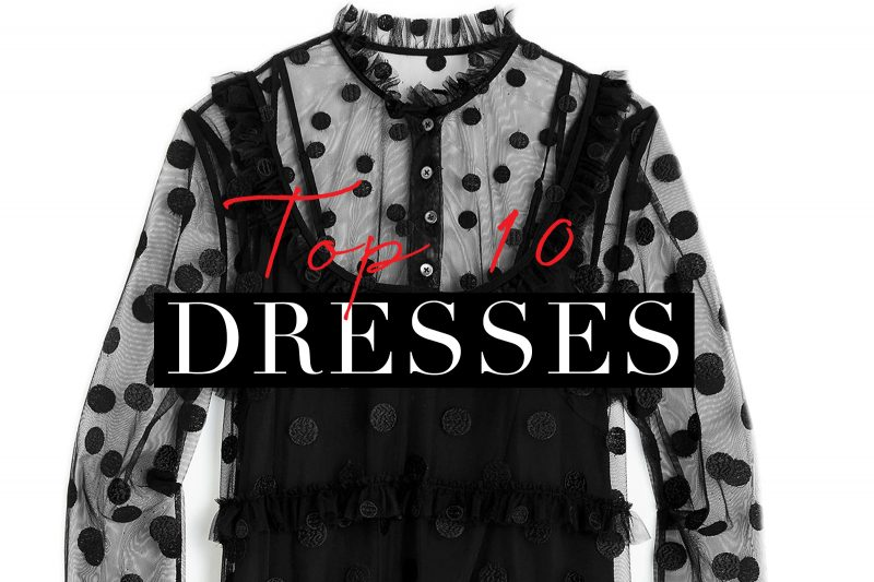 Top 10 Winter Dresses