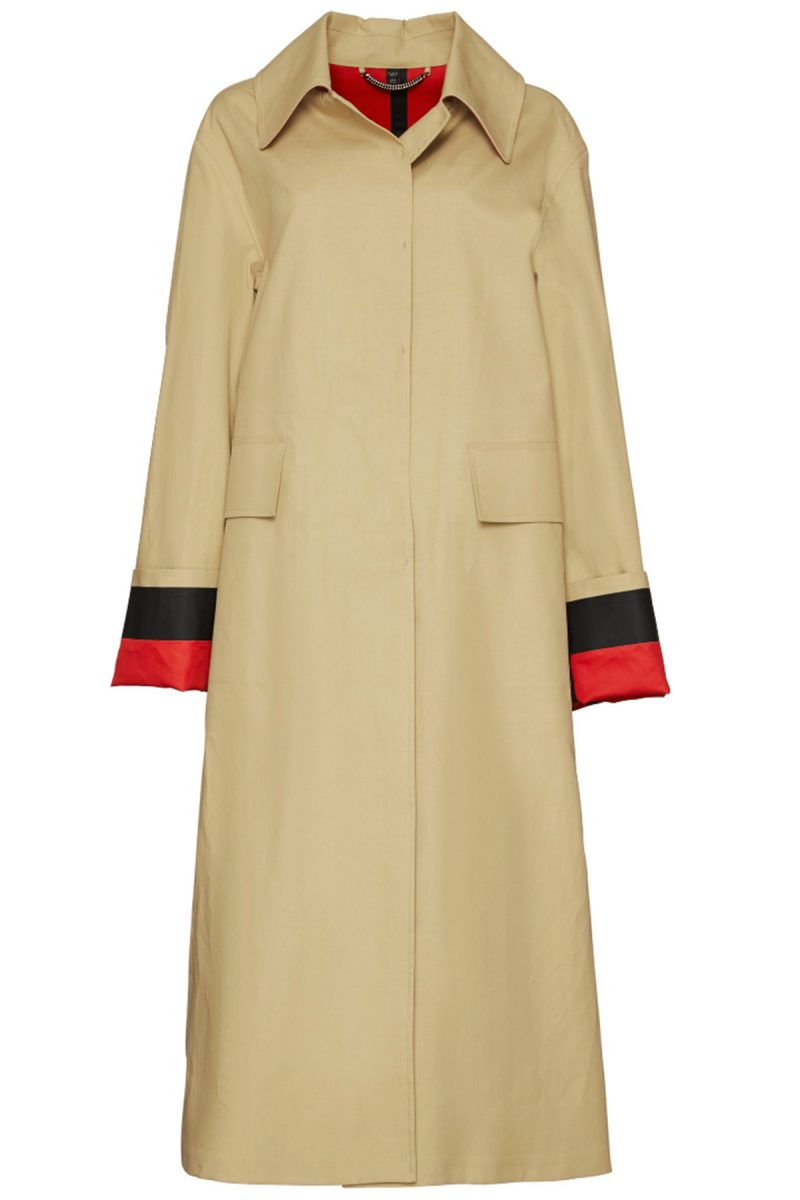 Click to buy Burberry car coat