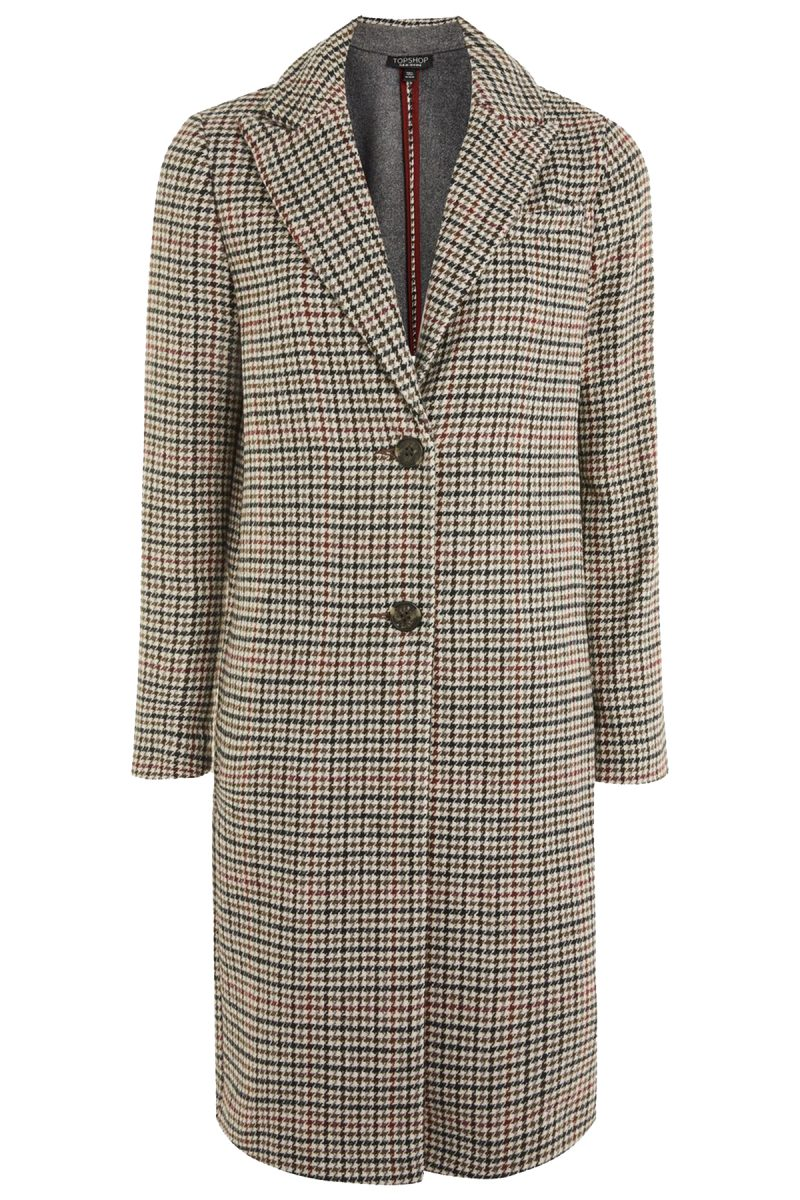 Click to buy Topshop coat