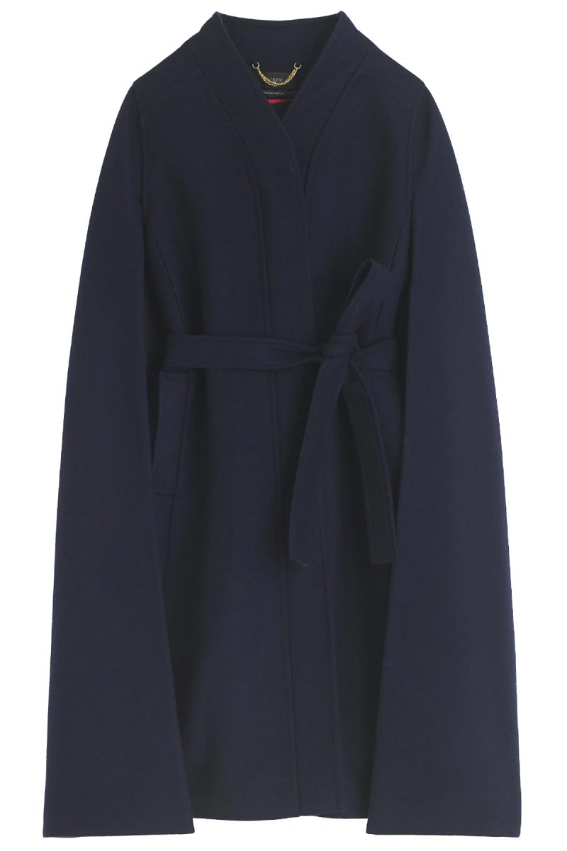 Click to buy J. Crew cape