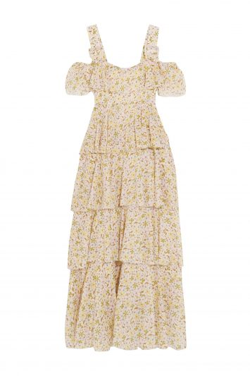 Click to Buy Alexa Chung Midi Dress