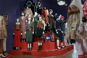 Image of Anna Sui exhibition