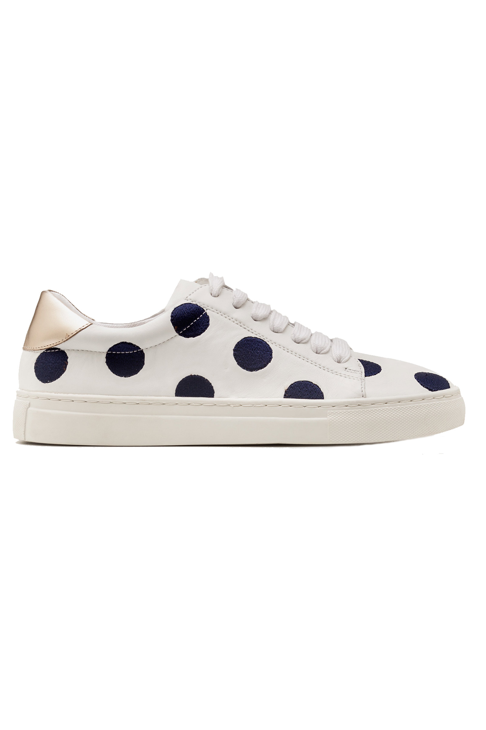 Click to Buy Boden Pattern Spot Trainers