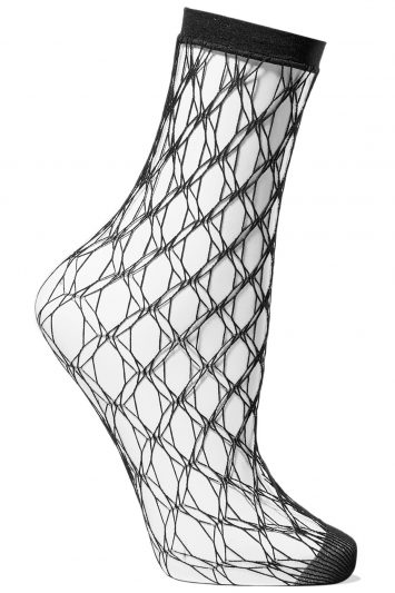 Click to buy Falke black fishnet socks