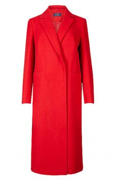 Click to Buy Marks and Spencer Longline Coat