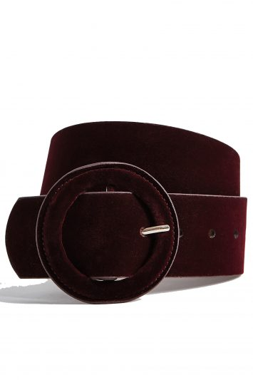 Click to Buy Marks and Spencer Velvet Belt
