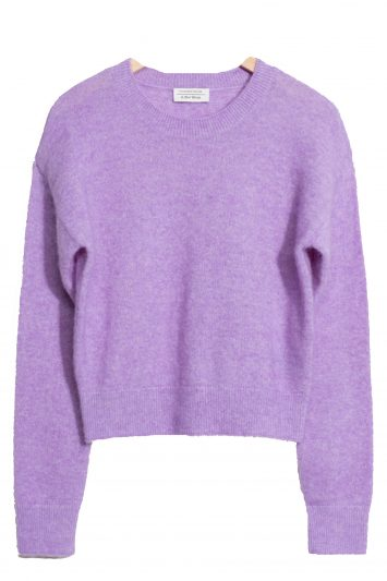 Click to buy & Other Stories purple jumper